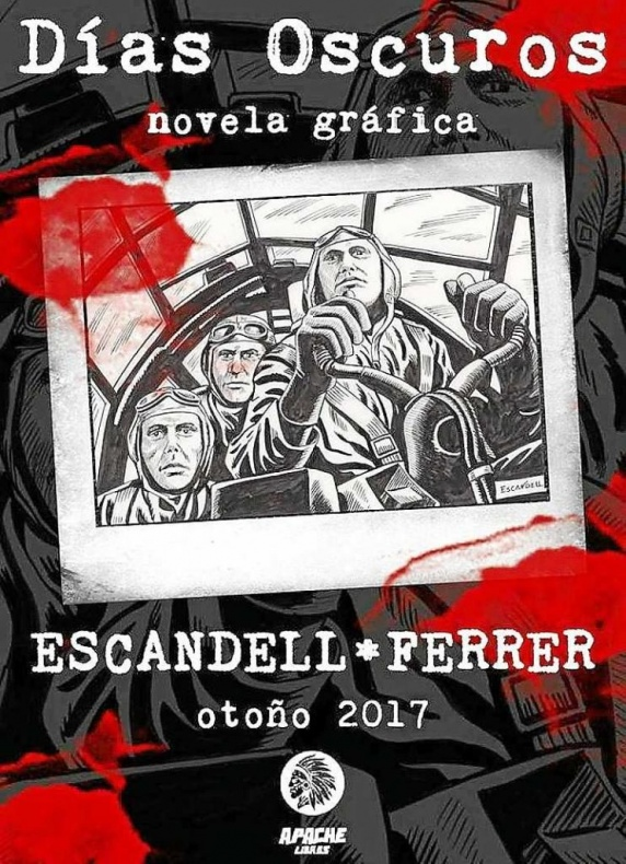 Días oscuros Lluís Ferrer Juan Escandell