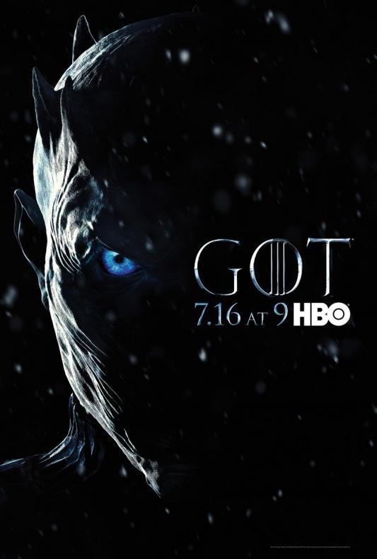Desvelado el póster oficial de la 7ª temporada de 'juego de Tronos'