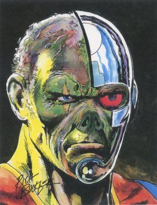 Rich Buckler, cocreador de Deathlok, ha fallecido por causa del cáncer