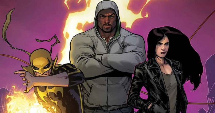 Defenders Bendis Marquez Defensores