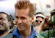 Val Kilmer quiere participar en la secuela de 'Top Gun'