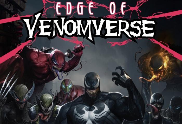 Primer vistazo a 'Edge of Venomverse', el evento del verano de Marvel Comics