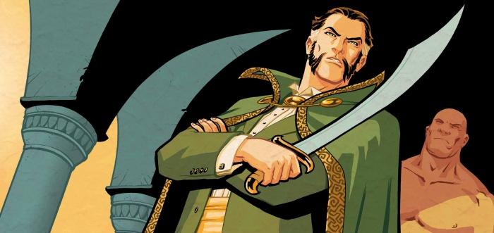 Ra's Al Ghul hace su debut en 'Gotham'