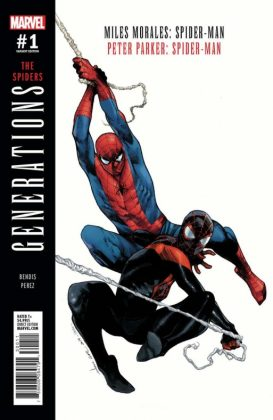 Generations TheSpiders Variant