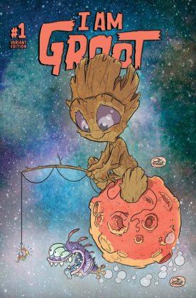 I Am Groot 1 Fosgitt Variant