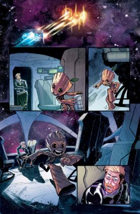 I Am Groot 1 Preview 2