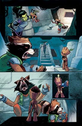 I Am Groot 1 Preview 3