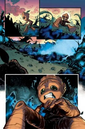 I Am Groot 1 Preview 4