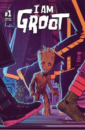 I Am Groot 1 Smallwood Variant