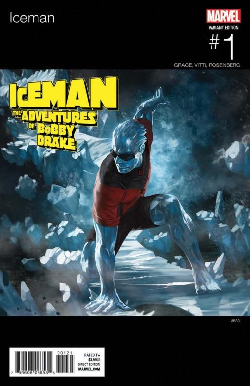 Iceman001 HipHop Variant
