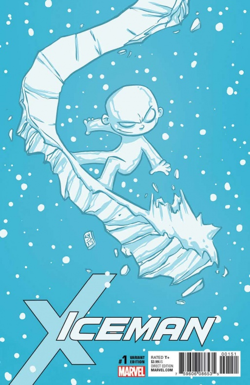 Iceman001 Young Variant