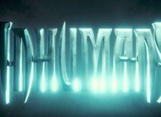 Inhumans - logo brillante