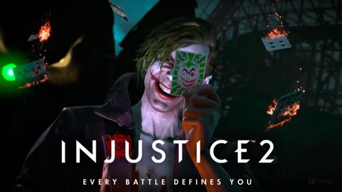 Injustice 2 Destacada Joker