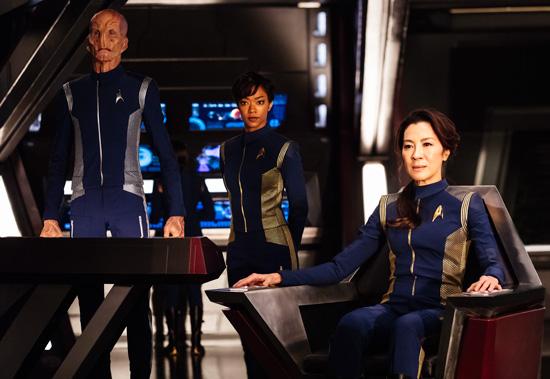 'Star Trek: Discovery' Presentado el primer tráiler