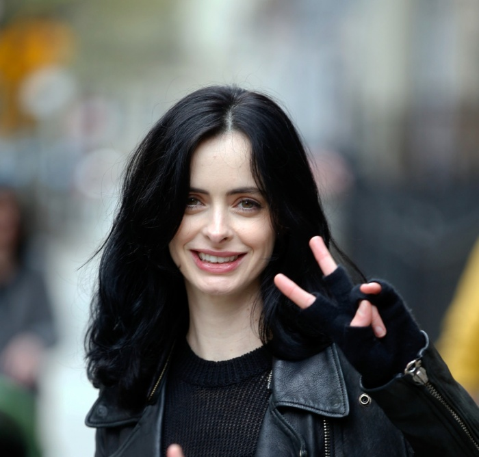 Jessica Jones prtimeras imágenes 2 temporada Marvel TV