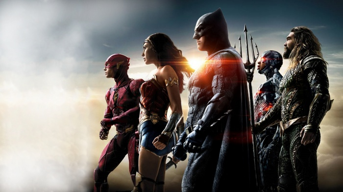 Justice League Batman Wonder Woman Aquaman