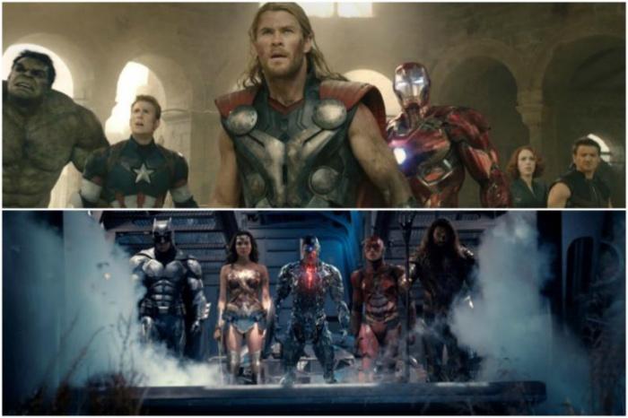 Justice League - Vengadores