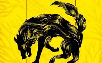 Material Sensible Neil Gaiman Salamandra destacada
