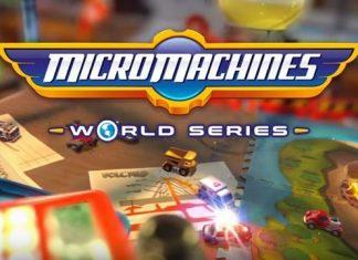 Micro Machines portada