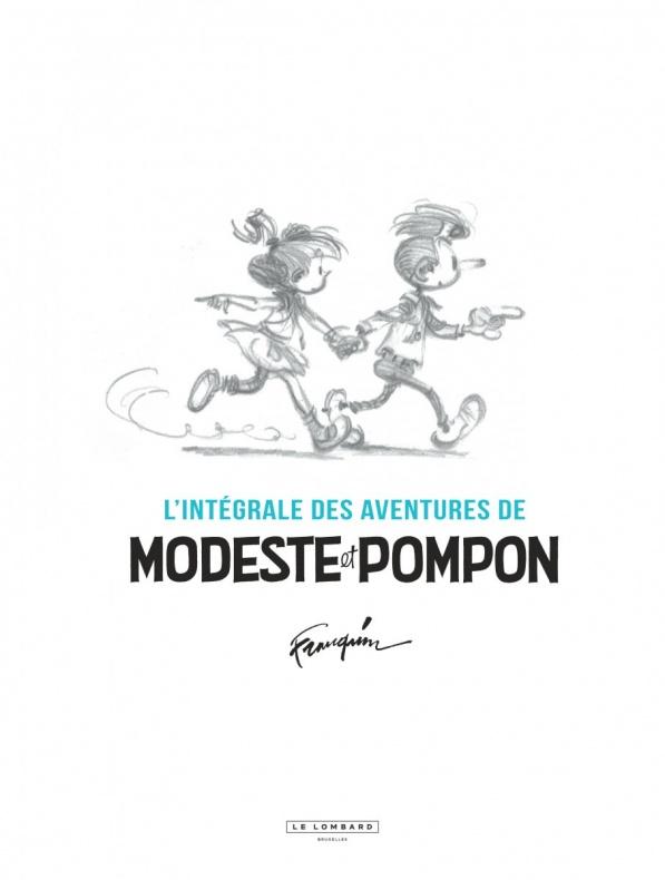 Modesto y pompon