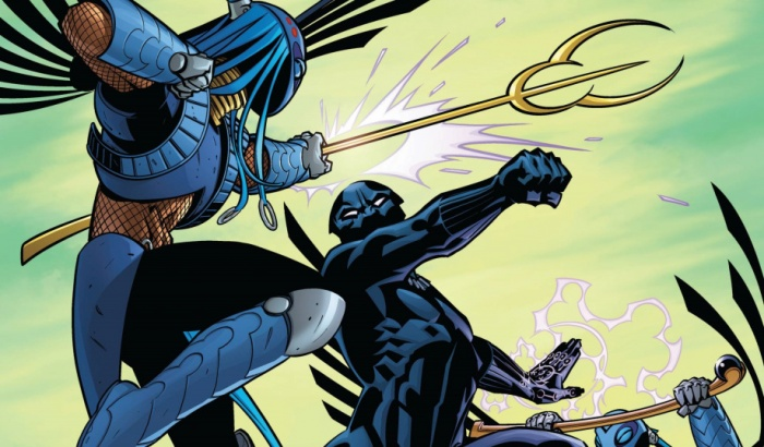 Pantera Negra Lucha