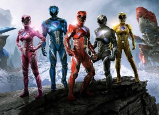 'Power Rangers' se estrella en los cines chinos