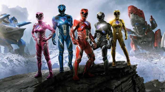 'Power Rangers' se estrella en los cines chinos
