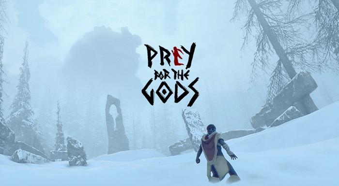 Prey for the gods cabecera