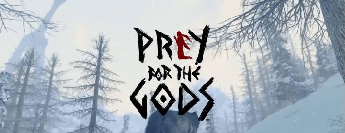 Prey for the gods portada