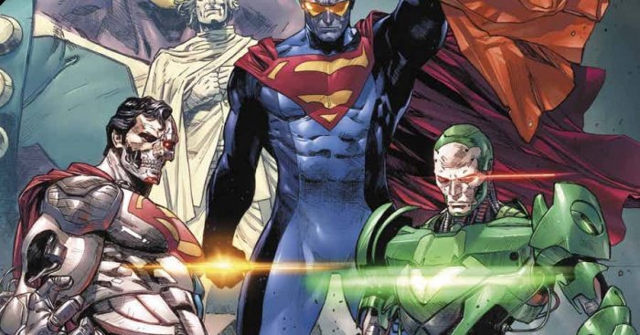 Primer vistazo Action Comics #979