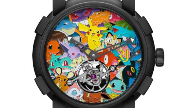 Reloj de luko de Pokémon