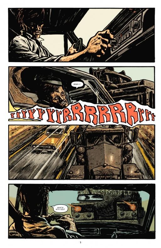 Road Rage 4