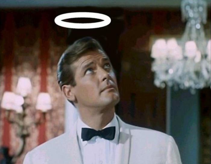 Roger Moore - El Santo