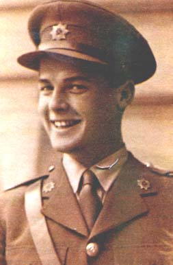Roger Moore militar