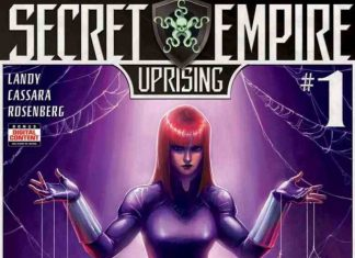 Secret Empire Uprising destacada
