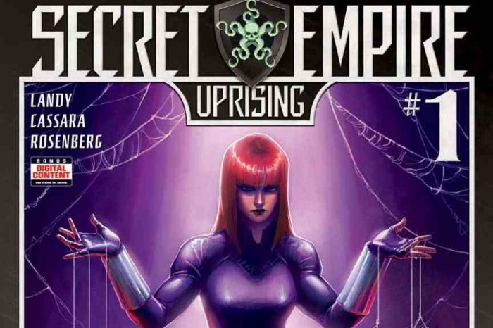 Secret Empire Uprising destacada