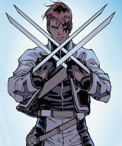 Shatterstar - X-Force