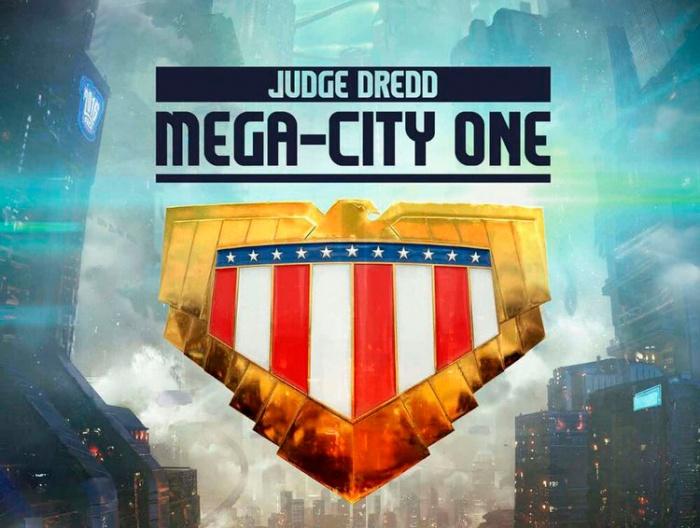 'Judge Dredd: Mega City One' será la serie de televisión del Juez Dredd
