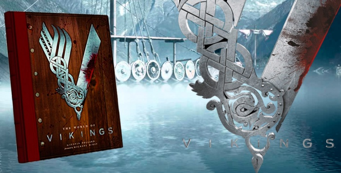 Reseña El Mundo de Vikings de Norma Editorial
