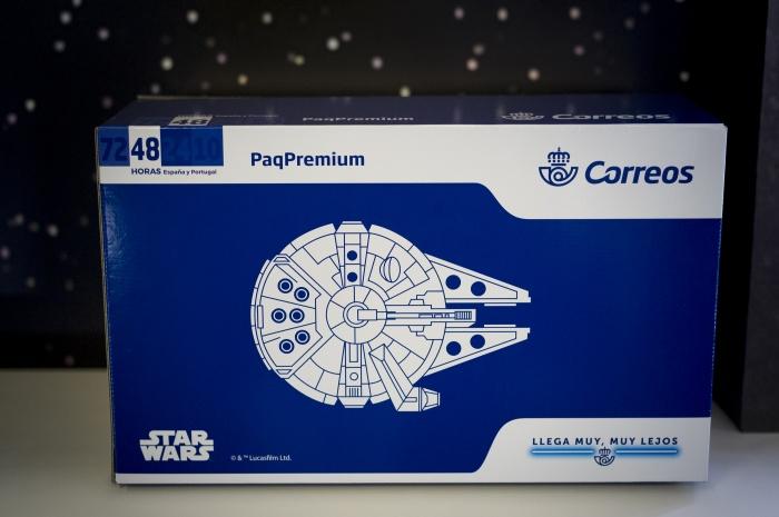 Star Wars ya tiene su sello conmemorativo de su 40 Aniversario