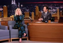 The Big Bang Theory Kaley Cuoco Jimmy Fallon Show