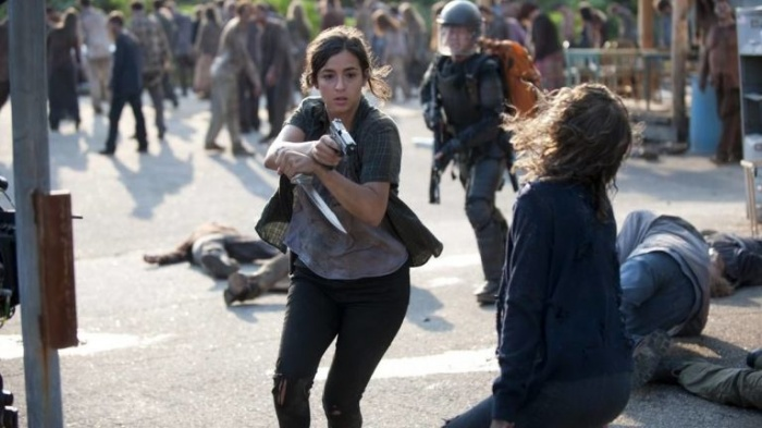 The Walking Dead Alanna Masterson Tara