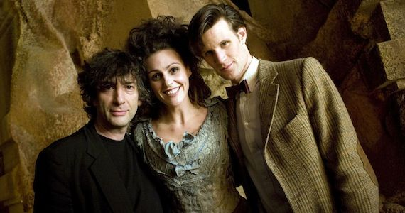 The doctor's wife Doctor Who Neil Gaiman