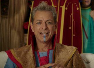 Thor Ragnarok - Jeff Goldblum