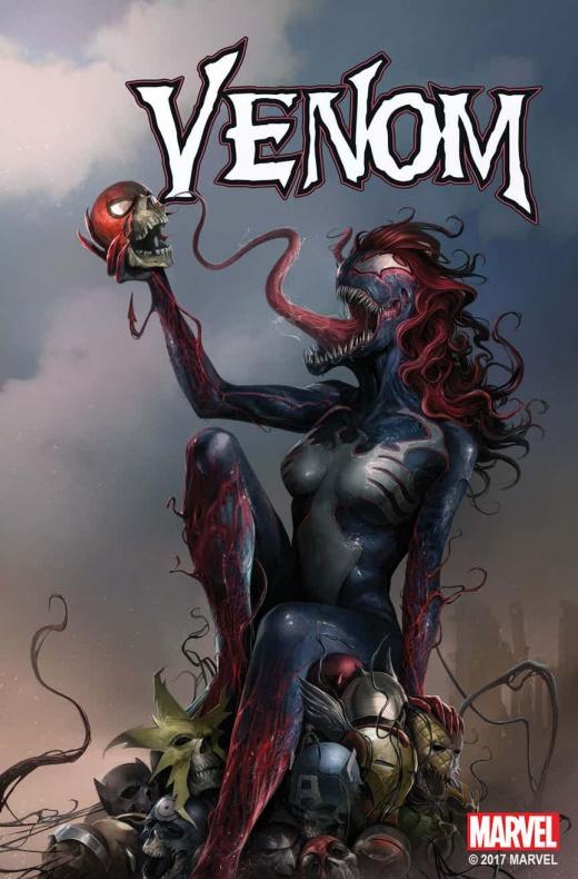 Venom MJ Variant
