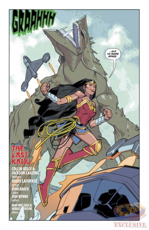 Wonder Woman Anual 6