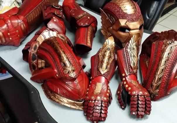 asgard iron man armor 7