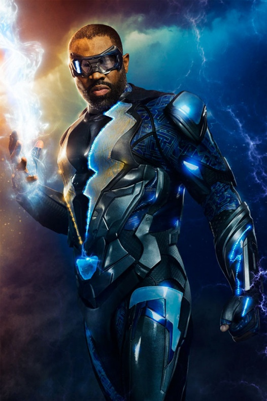 Black Lightning The CW lanza el primer tráiler