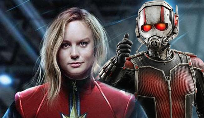 'Captain Marvel' estará relacionada con el Reino Cuántico presentado en 'Ant-Man'