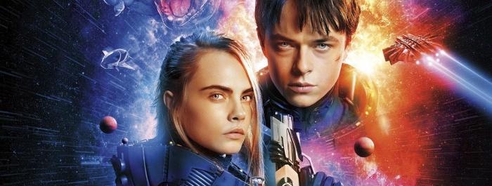 Ya está aquí el tráiler final de 'Valerian y la ciudad de los mil planetas'